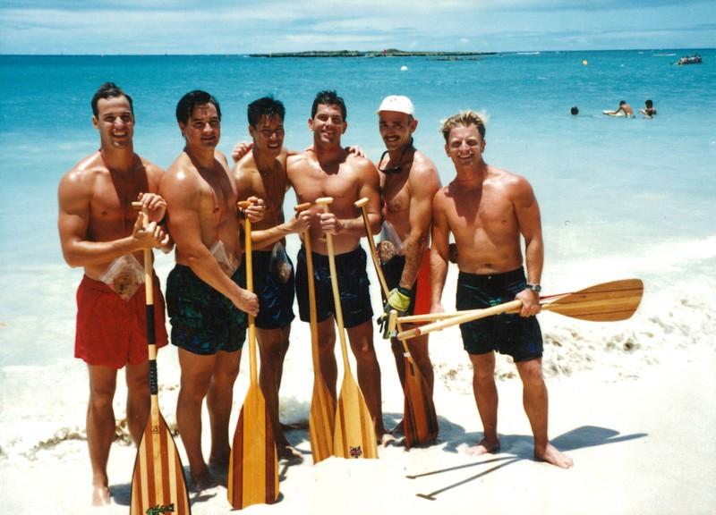 1993 King Kamehameha Regatta