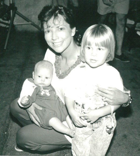 1993 Keiki Christmas Party