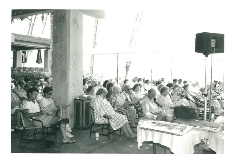 1993 Memorial Day Service