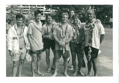 42nd Annual 1993 Molokai Hoe 10-10-1993