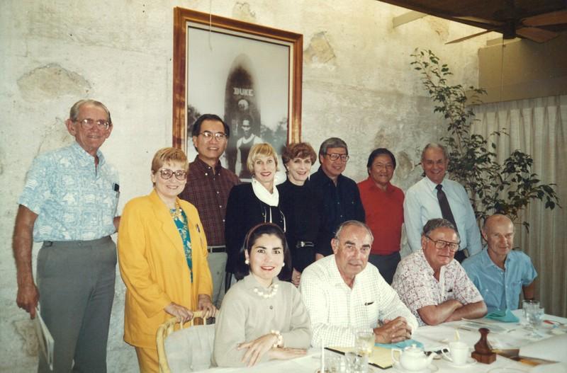 1993 ODKF Board of Directors