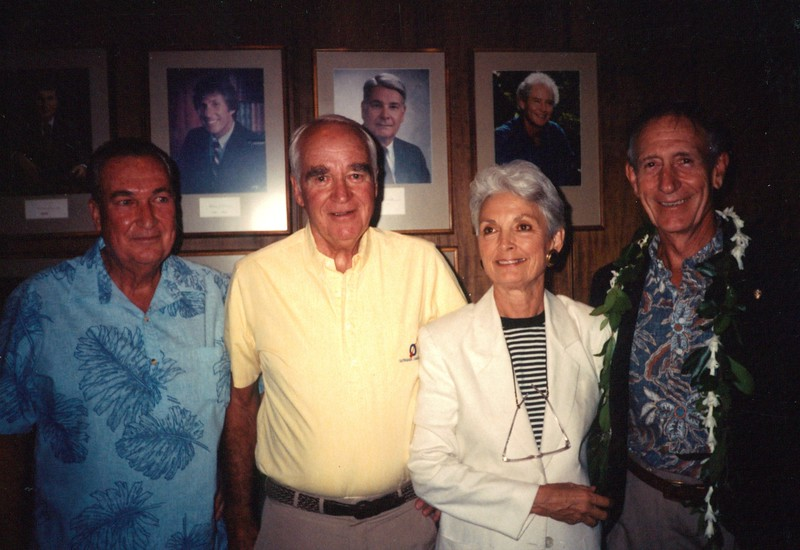 1993 President's Party