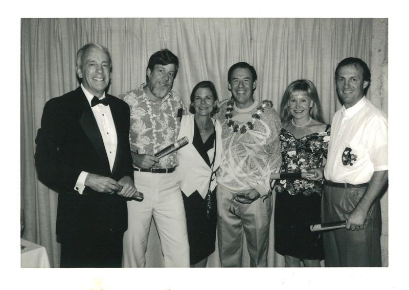 1993 Running Awards Party