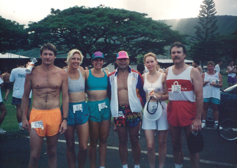 1993 Hawaiian Style 8K Run