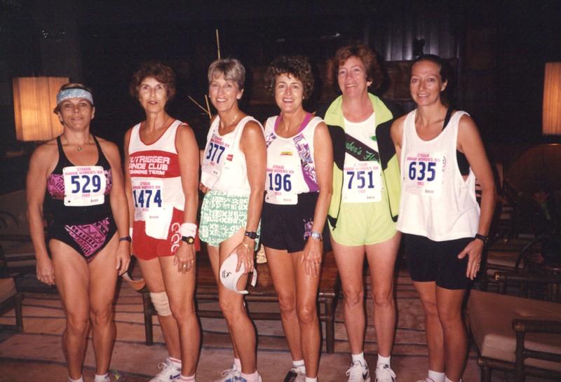 1993 Women's 10K 3-7-1993