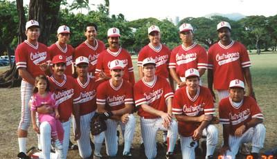 1993 Softball
