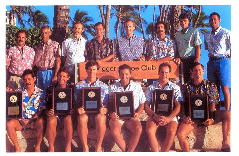1993 OCC USAV 3-Time National Champions