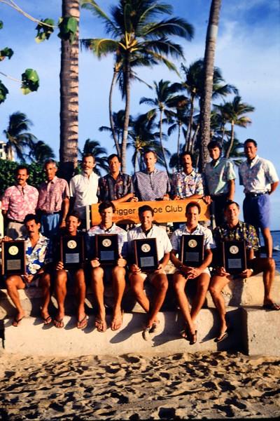 1993 OCC USAV 3-Time National Champions
