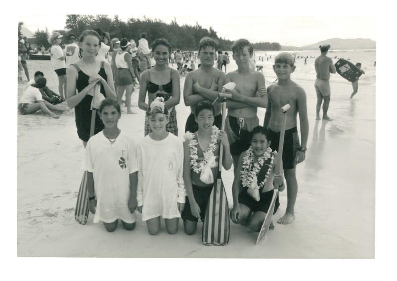 1993 Waimanalo Regatta