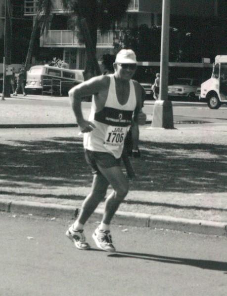 1993 Honolulu Marathon
