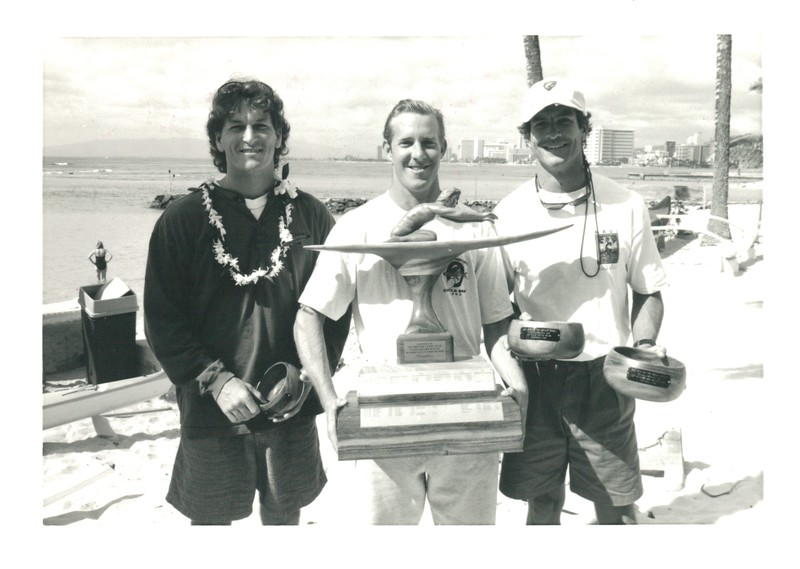 16th Annual Winter Ocean 10K Paddleboard Race