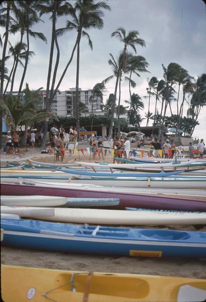 1993 Winter Tri Ocean Races