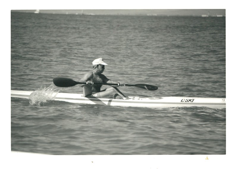 1993 Winter Kayak Race