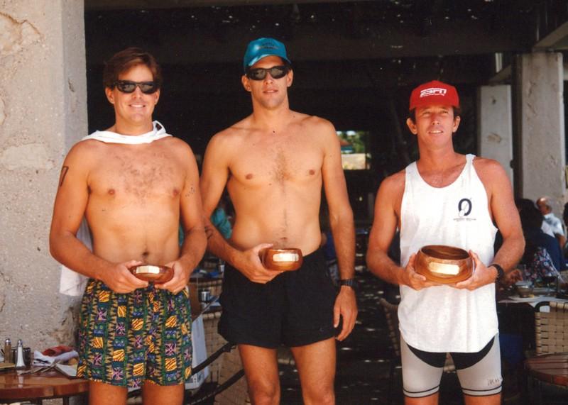 1993 Cline Mann 5K Paddleboard Race
