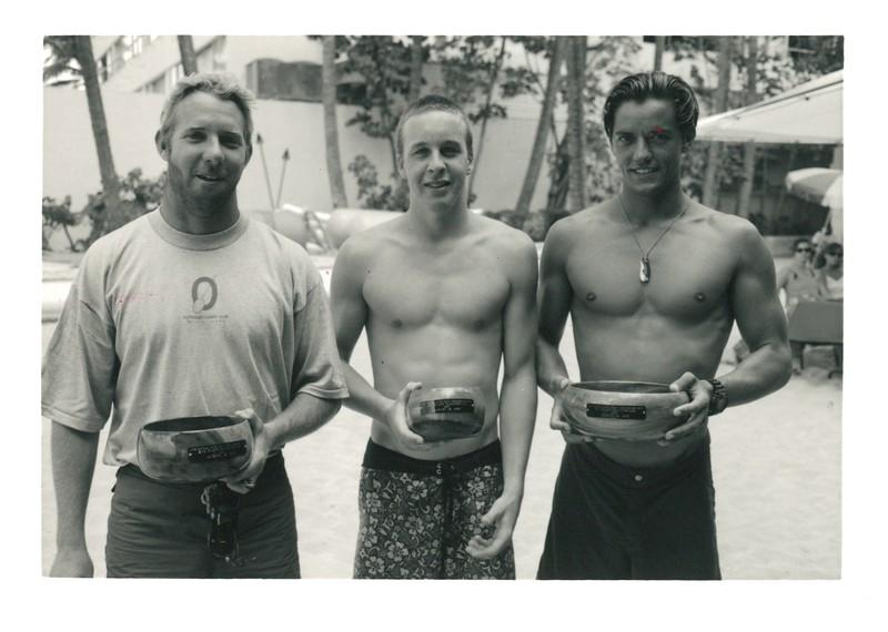 1995 Cline Mann 5K Paddleboard Race