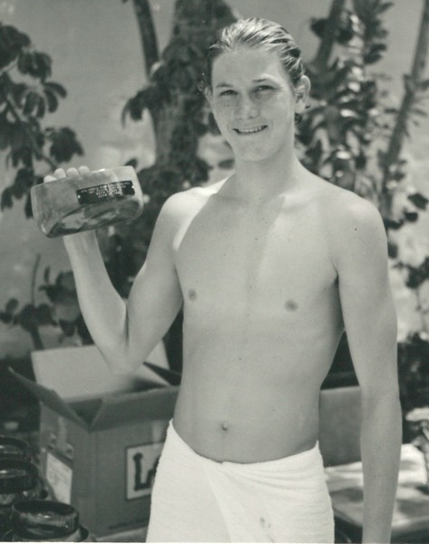 1995 Summer Surf Paddleboard Race
