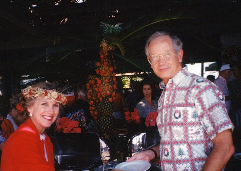 1995 Christmas Open House