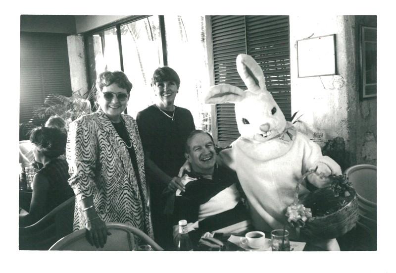 1995 Easter Sunday Brunch