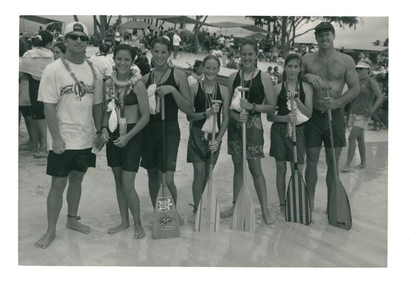 1995 Kamehameha Regatta
