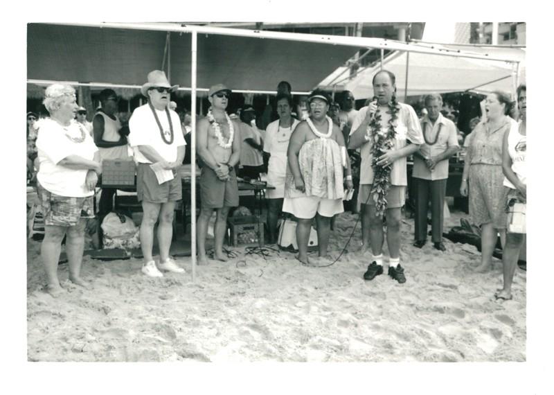 1995 Macfarlane Regatta