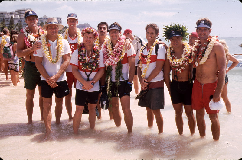 1995 Molokai Hoe