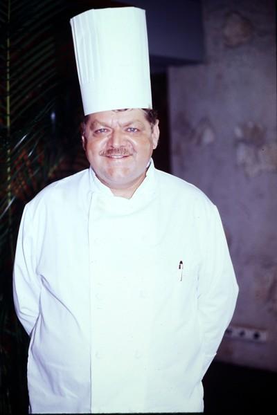 1995 OCC Chef Manfred Pirscher