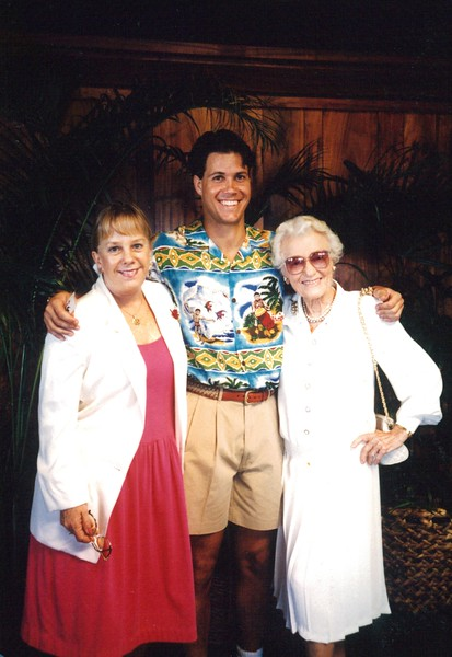 1995 Reyn's Spooner Fashion Show