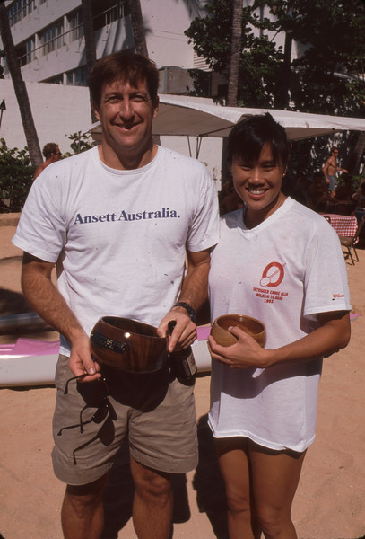 1995 Annual Winter Tri Ocean Races
