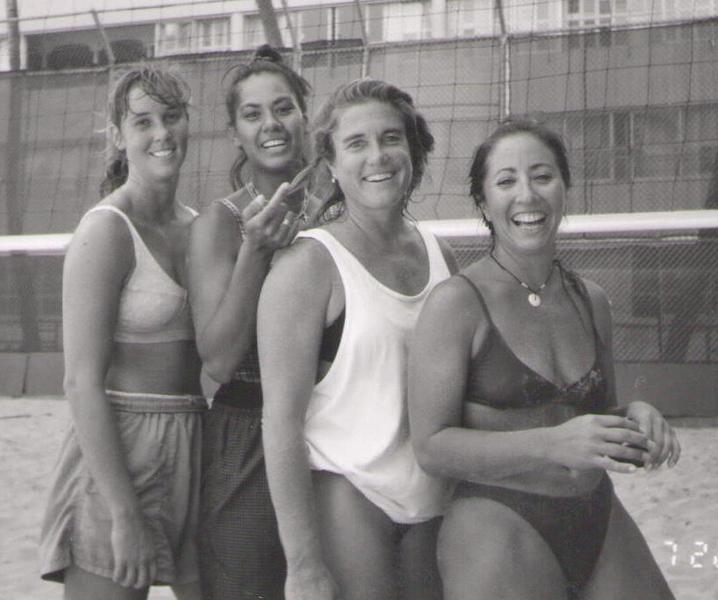 1995 Women's Open Volleyball Tournament 7-22-1995