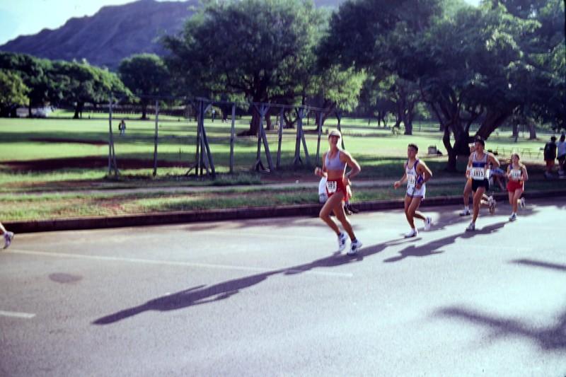 1995 Honolulu Marathon