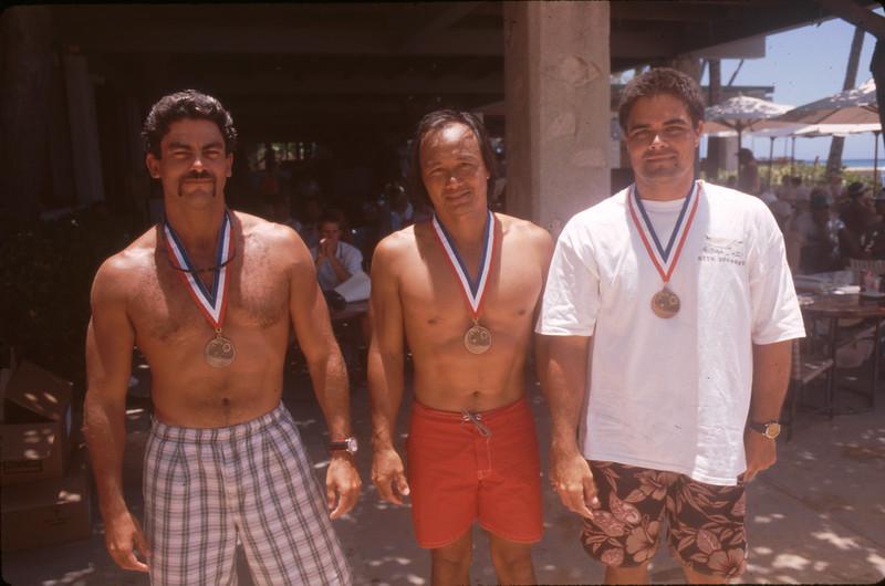 1997 Cline Mann 5K Paddleboard Race