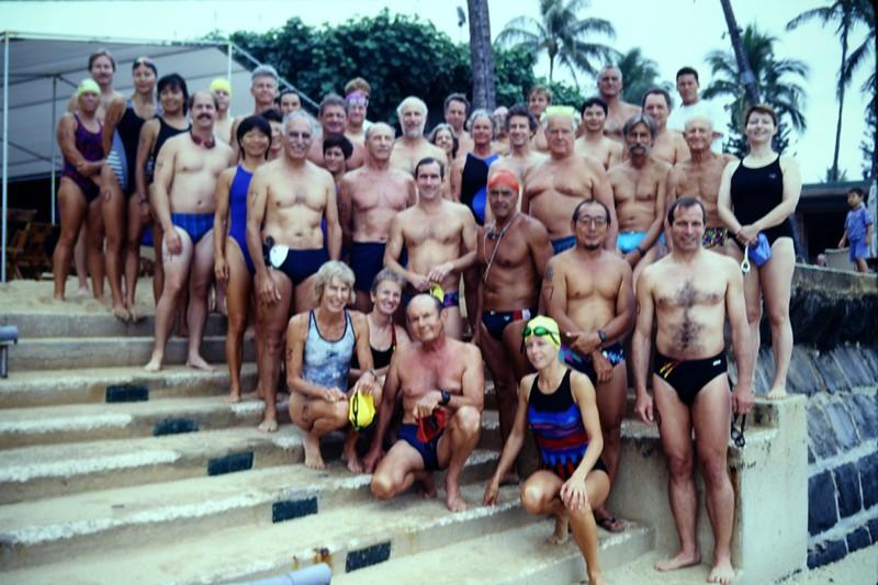 1997 OCC Invitational Swim