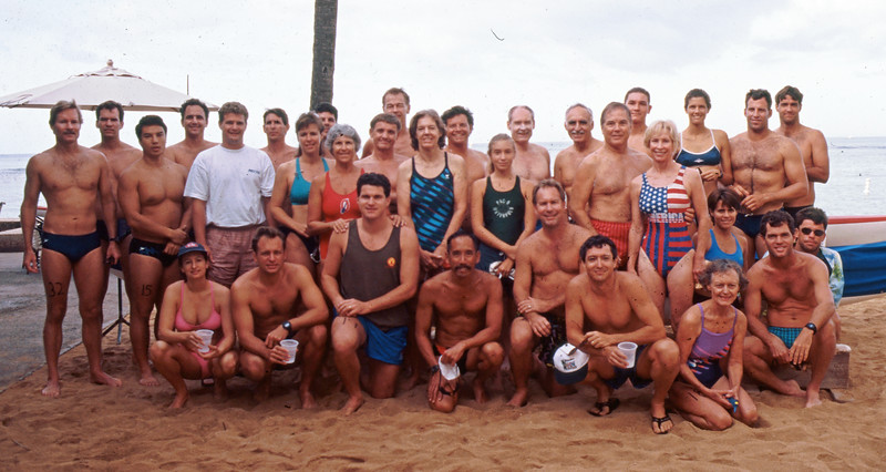 1997 Castle Swim