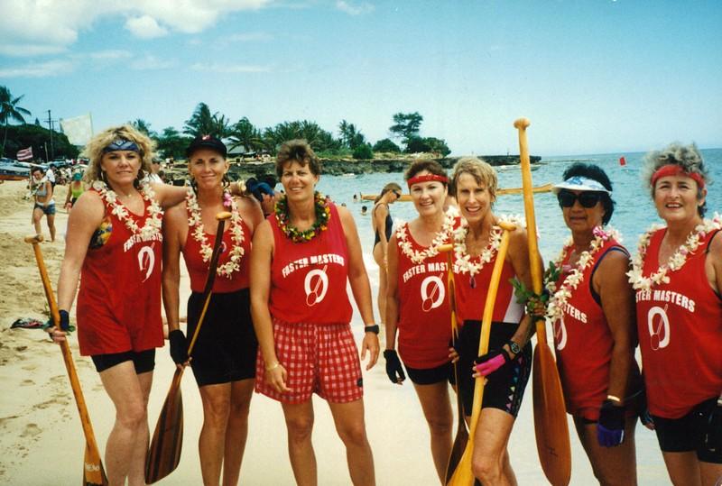 1997 Leeward Kai Regatta