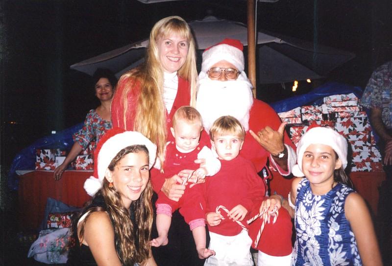 1997 Keiki Christmas Party