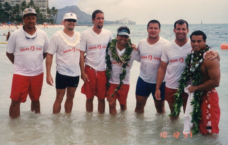 1997 Molokai Hoe
