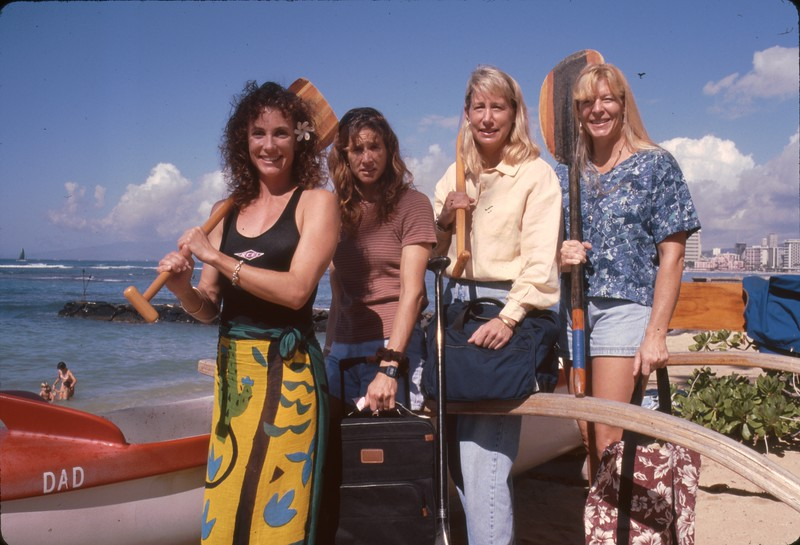 1997 Have Paddle, Will Travel