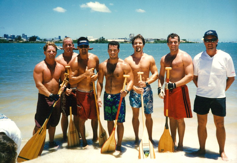 1997 Outrigger Freshmen Men