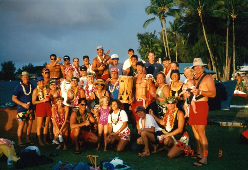 1997 HCRA State Championships