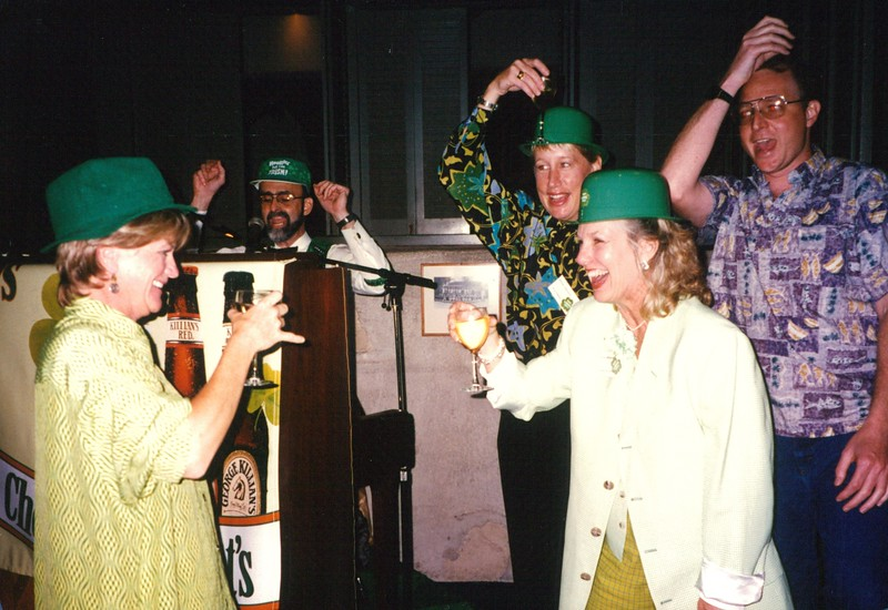 1997 St. Patrick's Day
