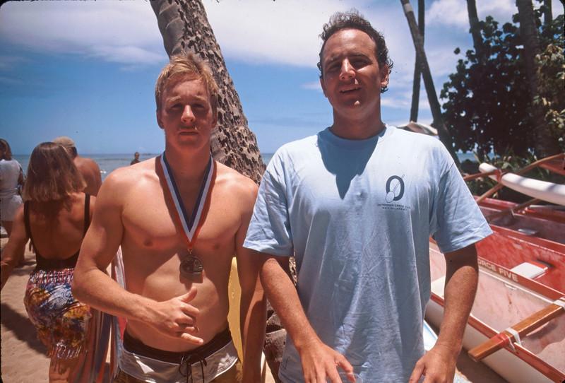 1997 Summer Surf Paddleboard Race