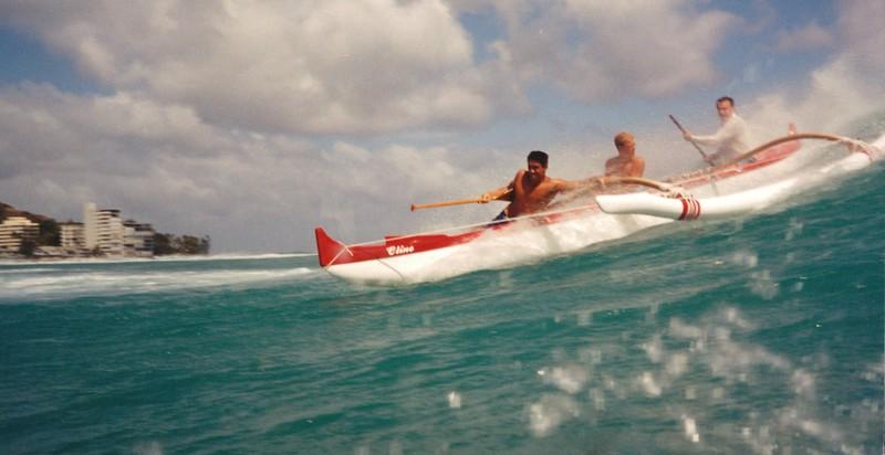 1997 OCC Surfing Contest