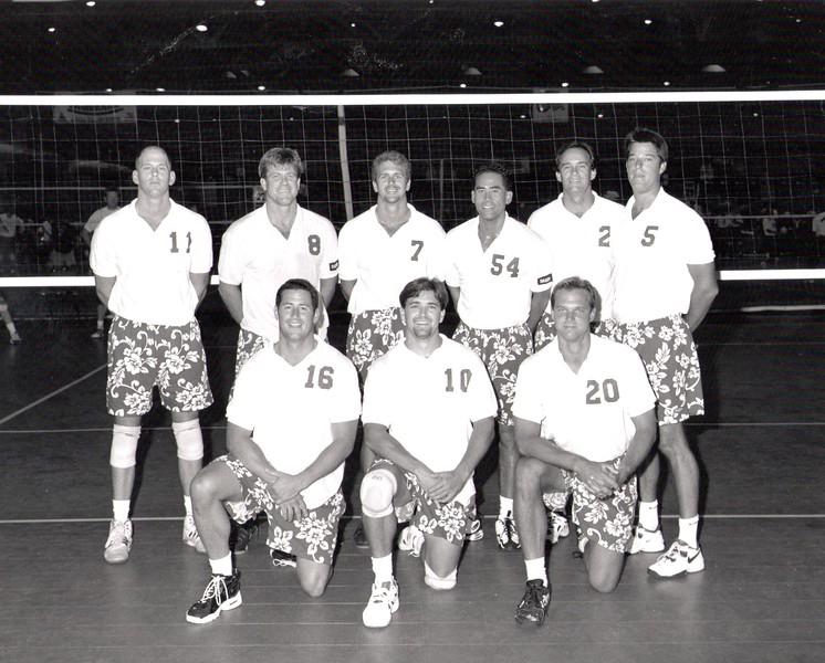 1997 USAV National Championships Men's 30