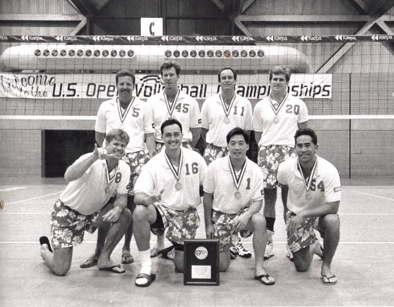 1997 USAV National Championships Men 35