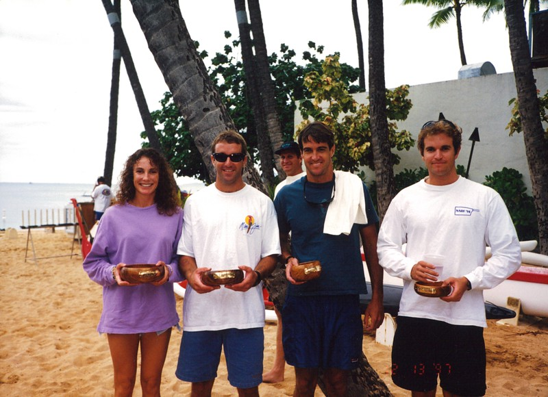 1997 Winter Tri-Ocean Races