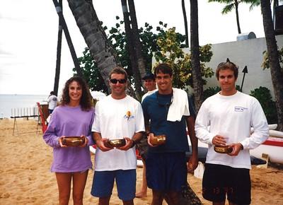 Outrigger Canoe Club 1997