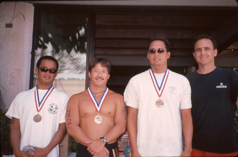1998 Cline Mann 5K Paddleboard Race