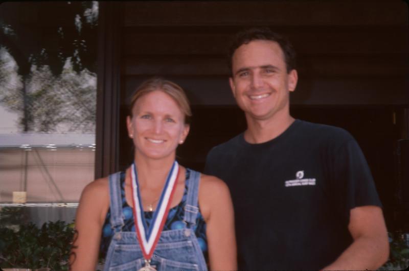 1998 Cline Mann 5K Paddleboard Race