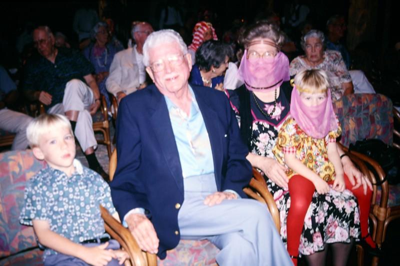 1998 Arabian Nights Party