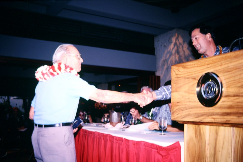 1998 Life Member Tommy Thomas